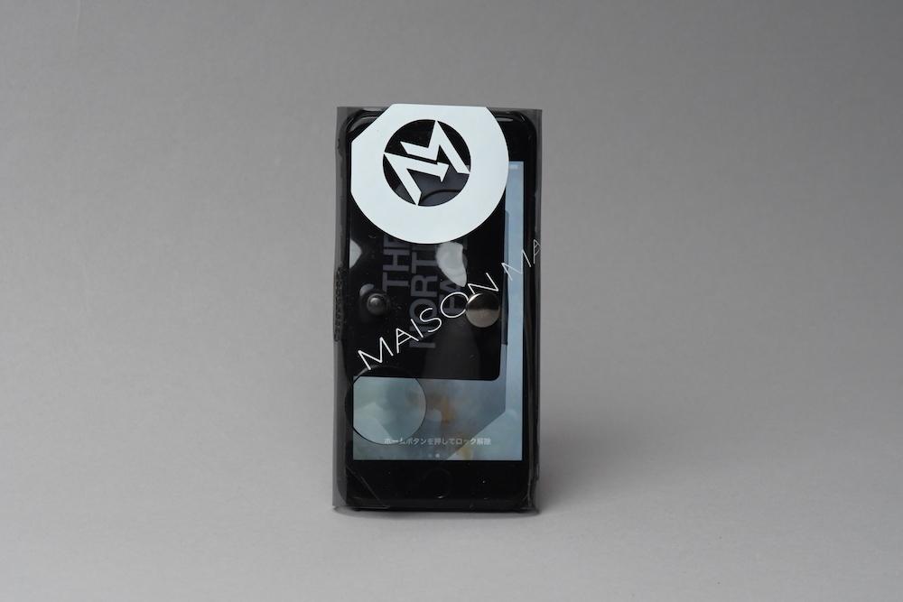 送料無料・ SE2/8/7/6S/6 iphone case □スモークグレー□ - 画像1