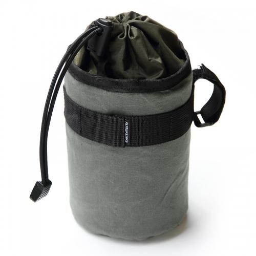 FAIRWEATHER  stem bag(オリーブ)フェアウェザー ステムバッグ