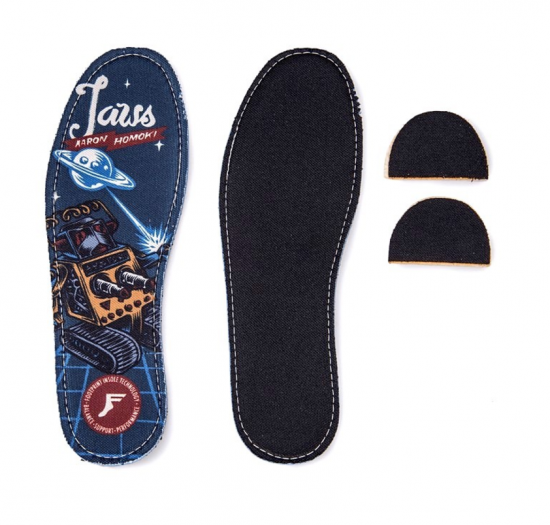 7mm FP INSOLE/KING FOAM INSOLES- jawas robot hi-pro