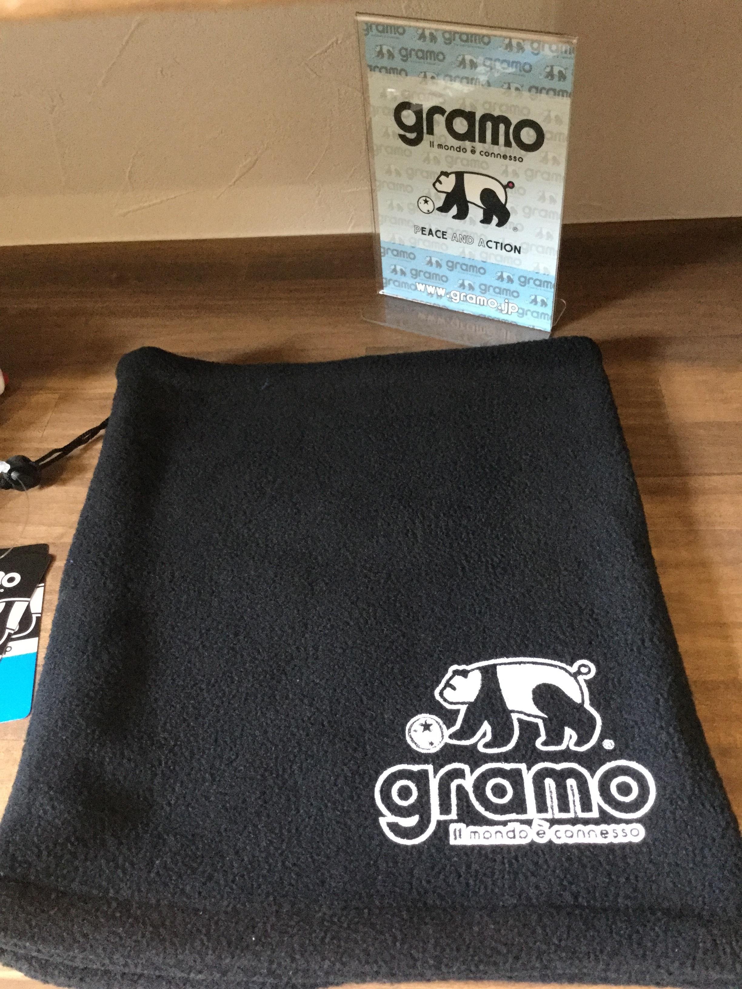 gramo ネックウォーマー (NW-006)