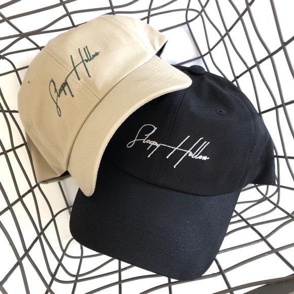 【 Valance Select 】コットン刺繍CAP