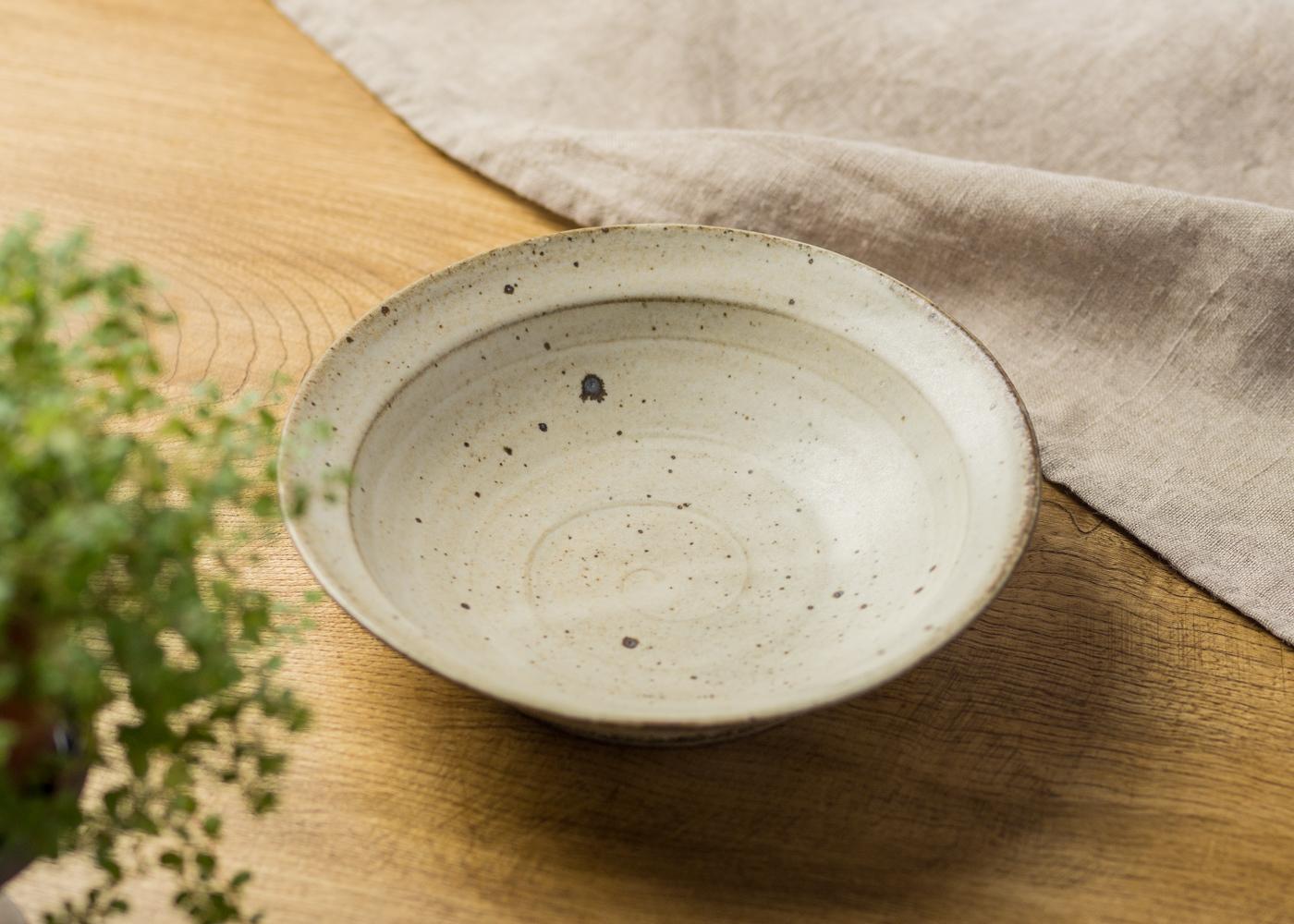 リム 浅鉢(中) 1/くるり窯