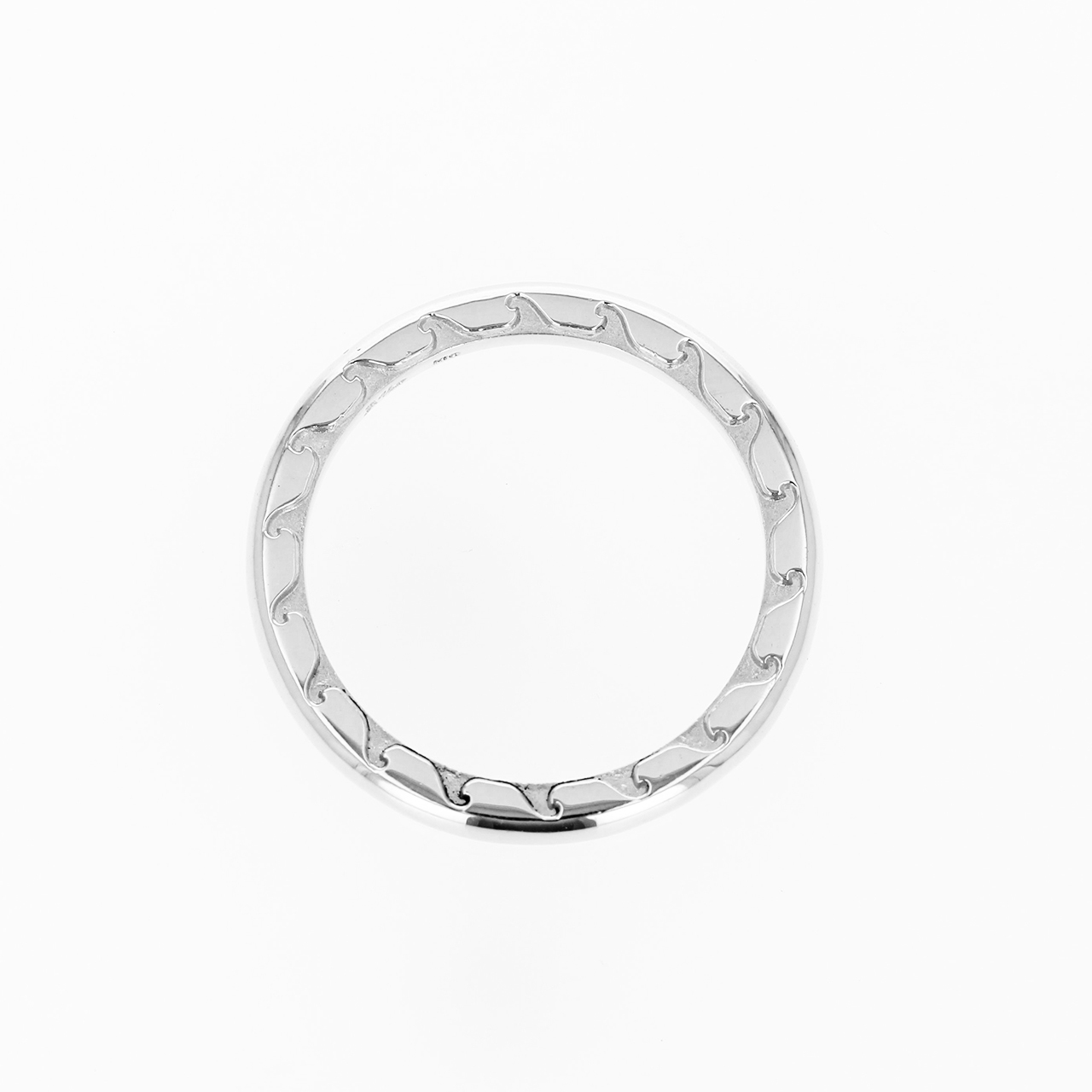 Silver / リング / sunny (太陽)thin