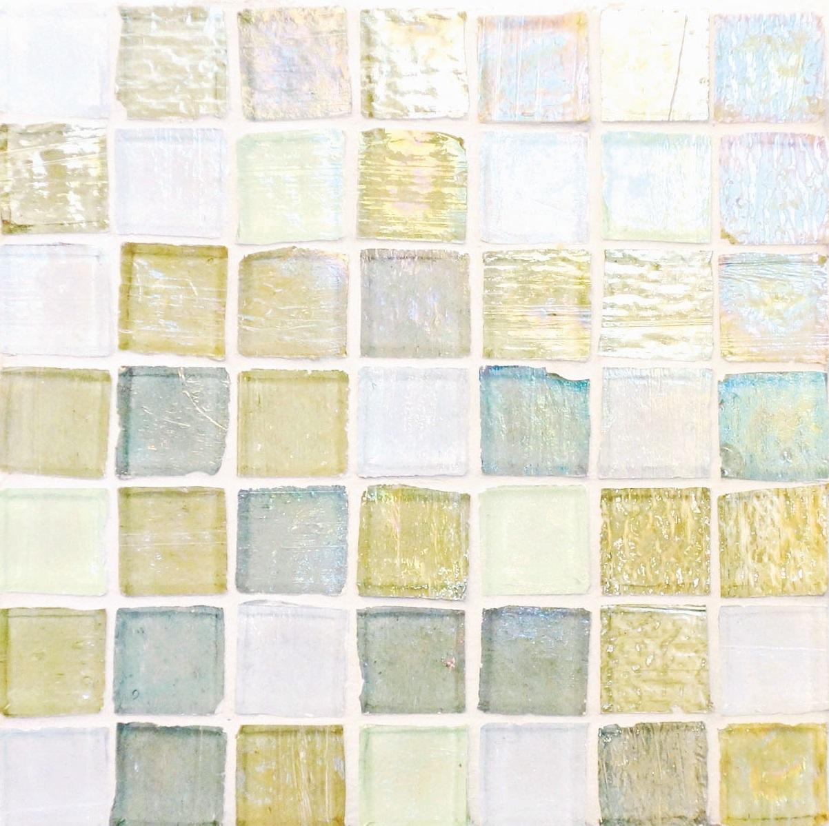 Staind Grass Mosaic【Mix f】ステンドグラスモザイク【ミックス f】