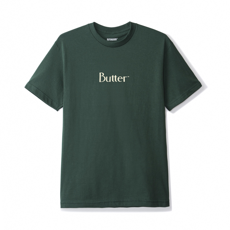 BUTTER GOODS 【Classic Logo T-Shirt 】