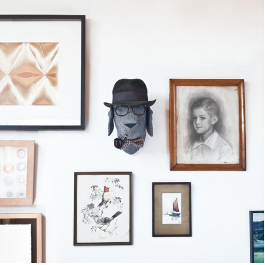 壁装飾 ラブラドールA