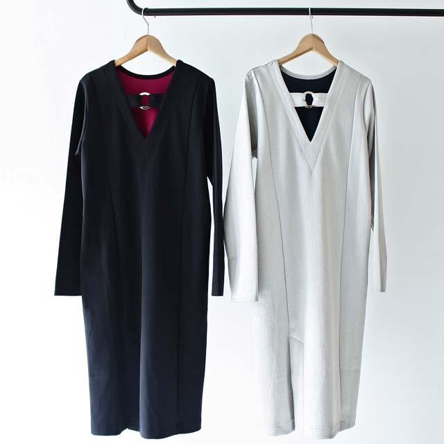 【CINOH】 Jacquard Dress