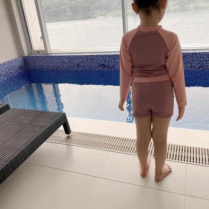nuance color swim wear  .  〔ニュアンスカラー スイム ウェア 〕