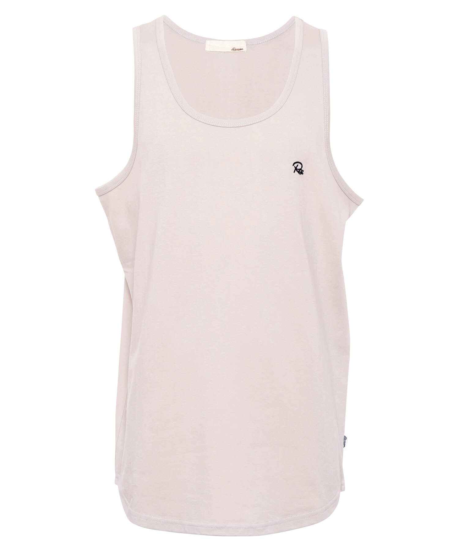 ONE POINT ICON PLAIN TANK TOP[REC384]