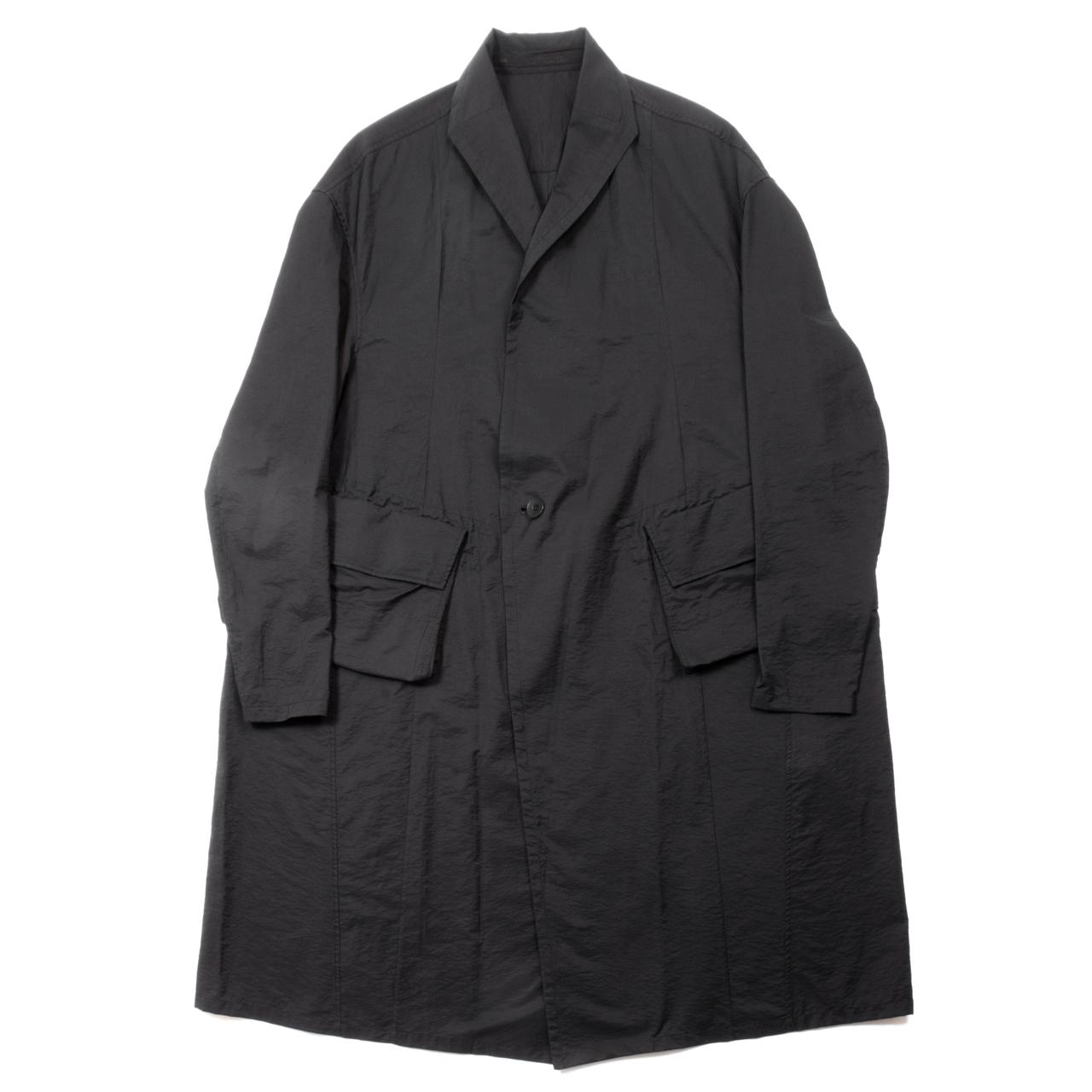 707JAM3-BLACK / カーゴポケットロングジャケット