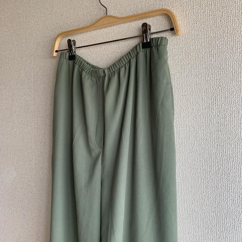 【SALE】vintage khaki pants
