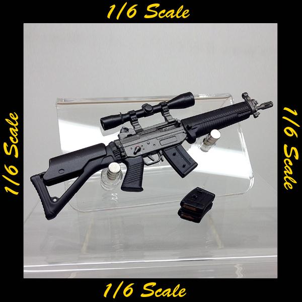 【01582】 1/6 SIG SG552 ライフル