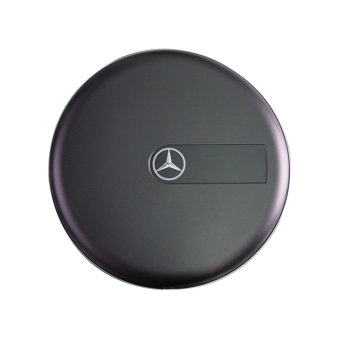 Mercedes-Benz ロゴ入りスペアタイヤカバー