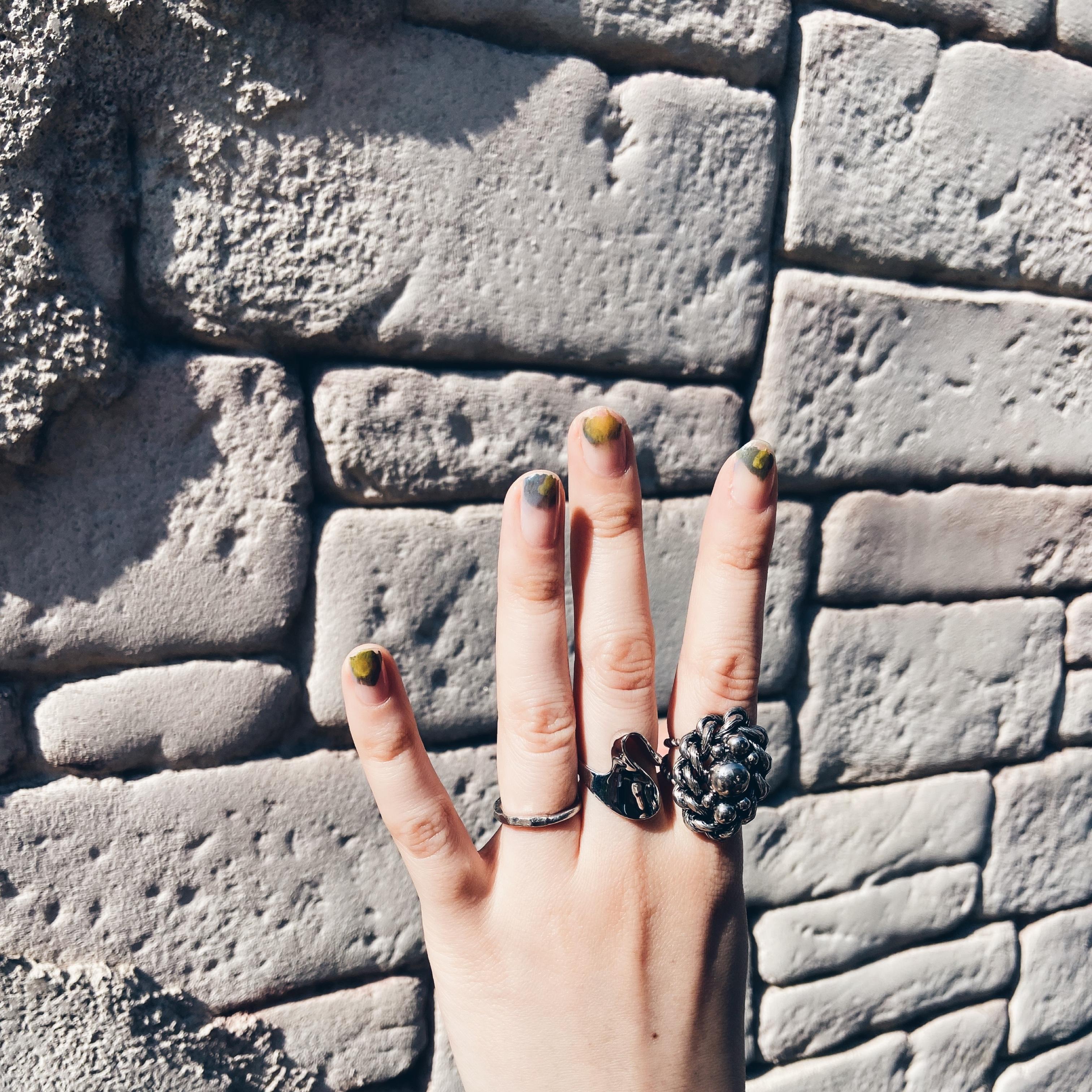 kunekune ring
