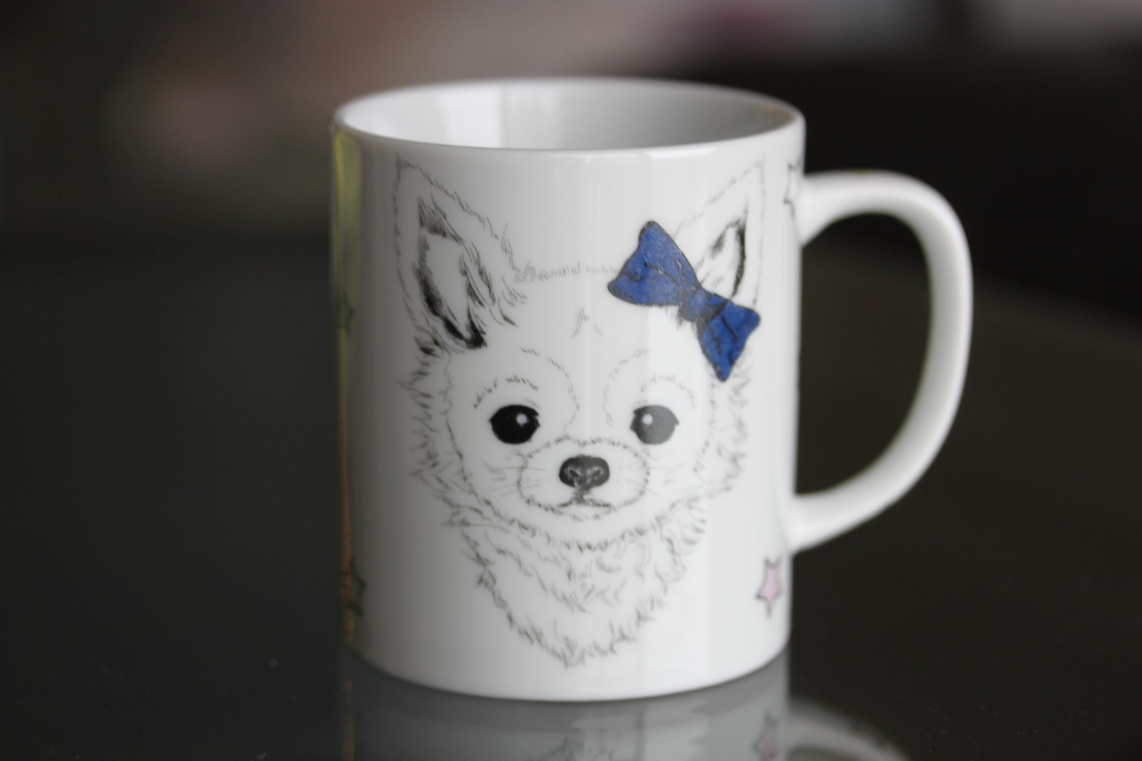 チワワマグカップ