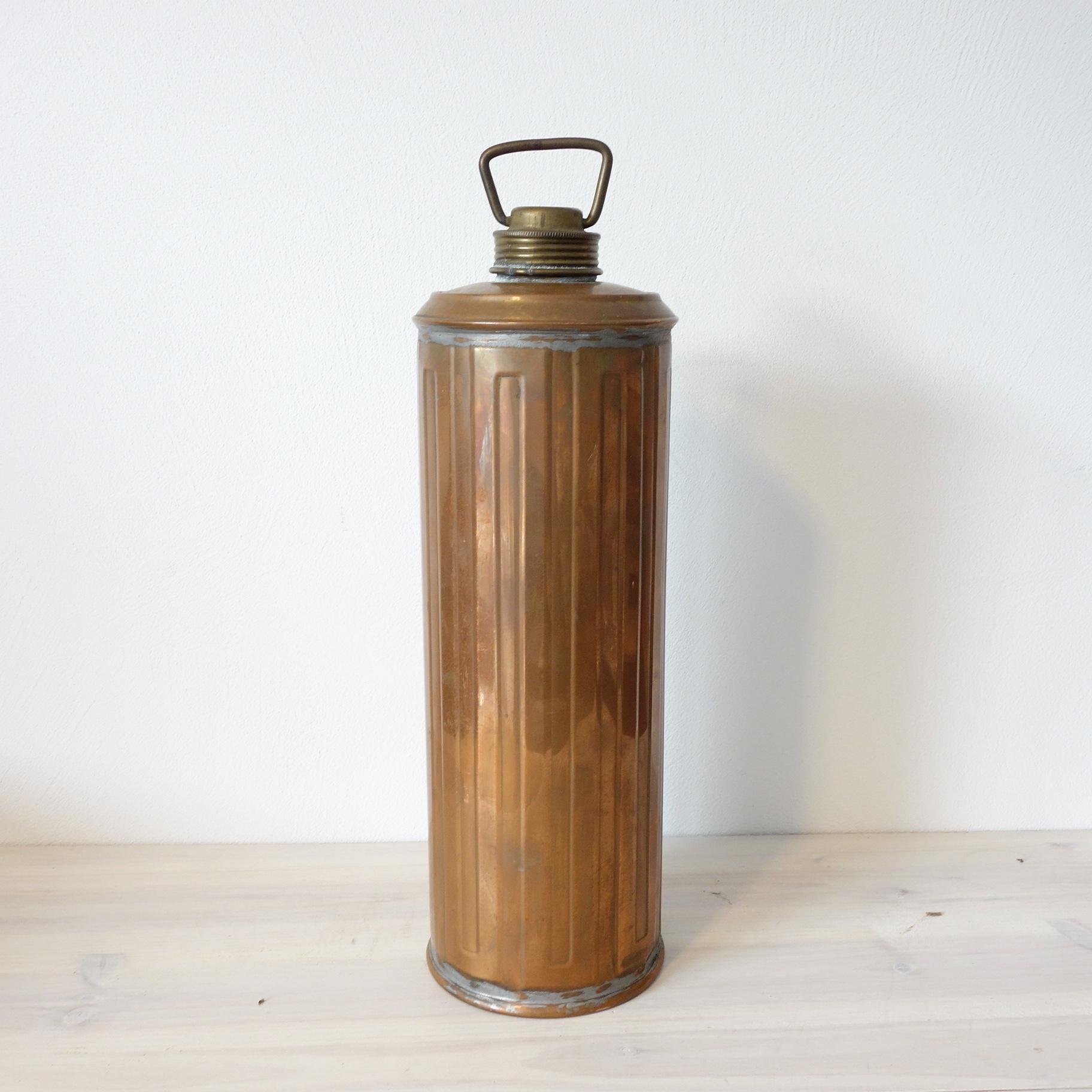 コッパーの水筒