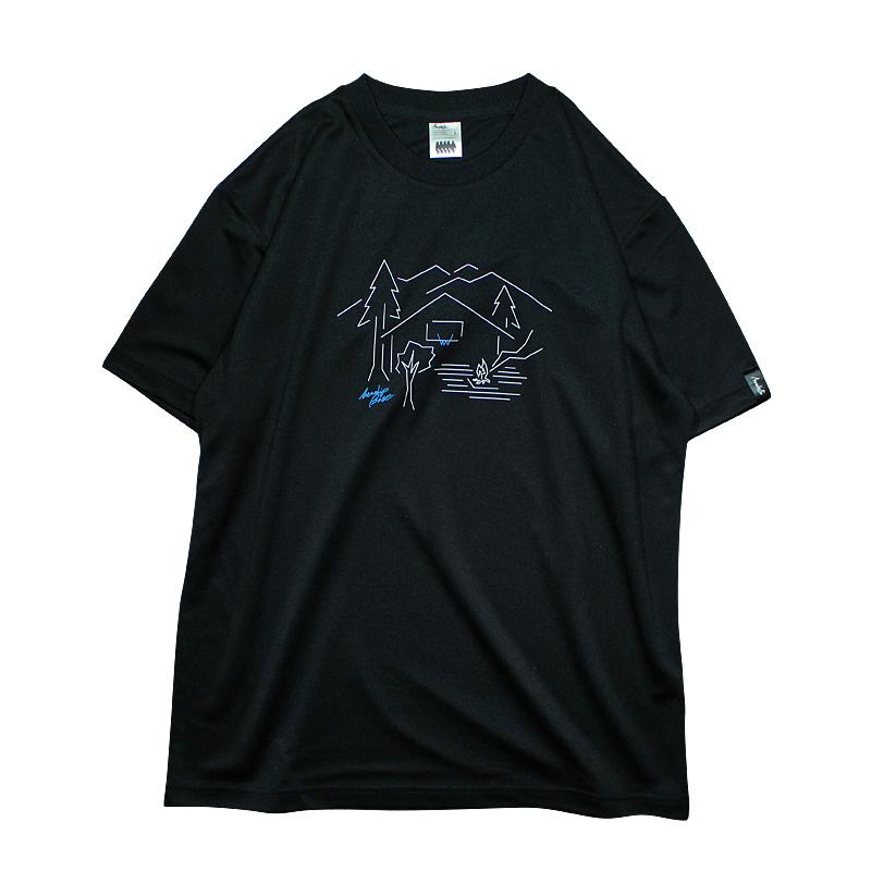 MEWSHIP BASE S/S PL <Black×BK×BL> - 画像1