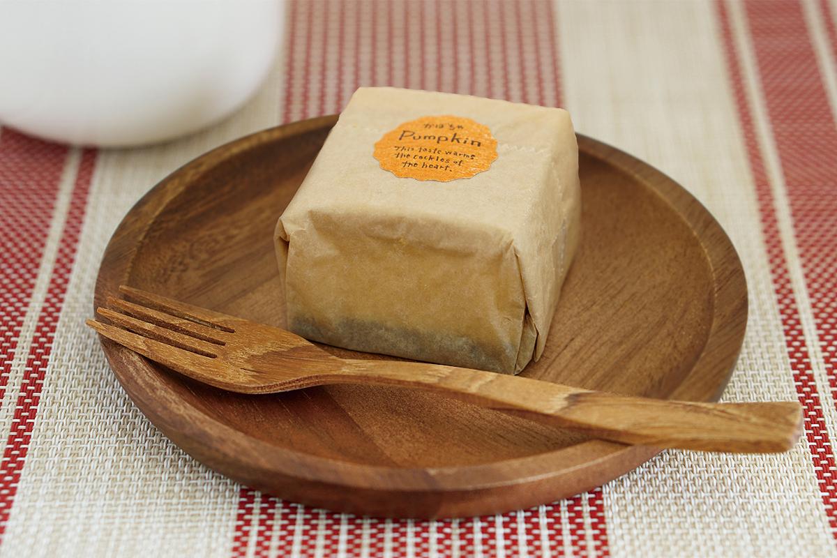チーズケーキ(かぼちゃ)