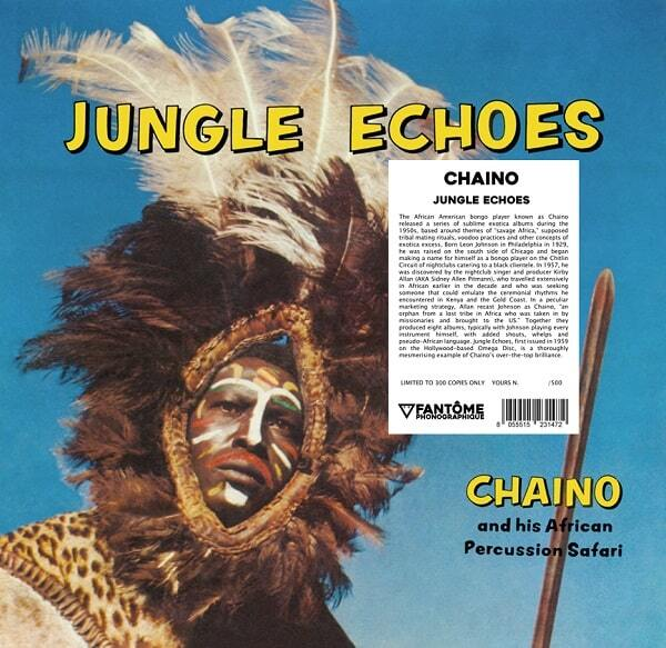 "CHAINO ""JUNGLE ECHOES"""