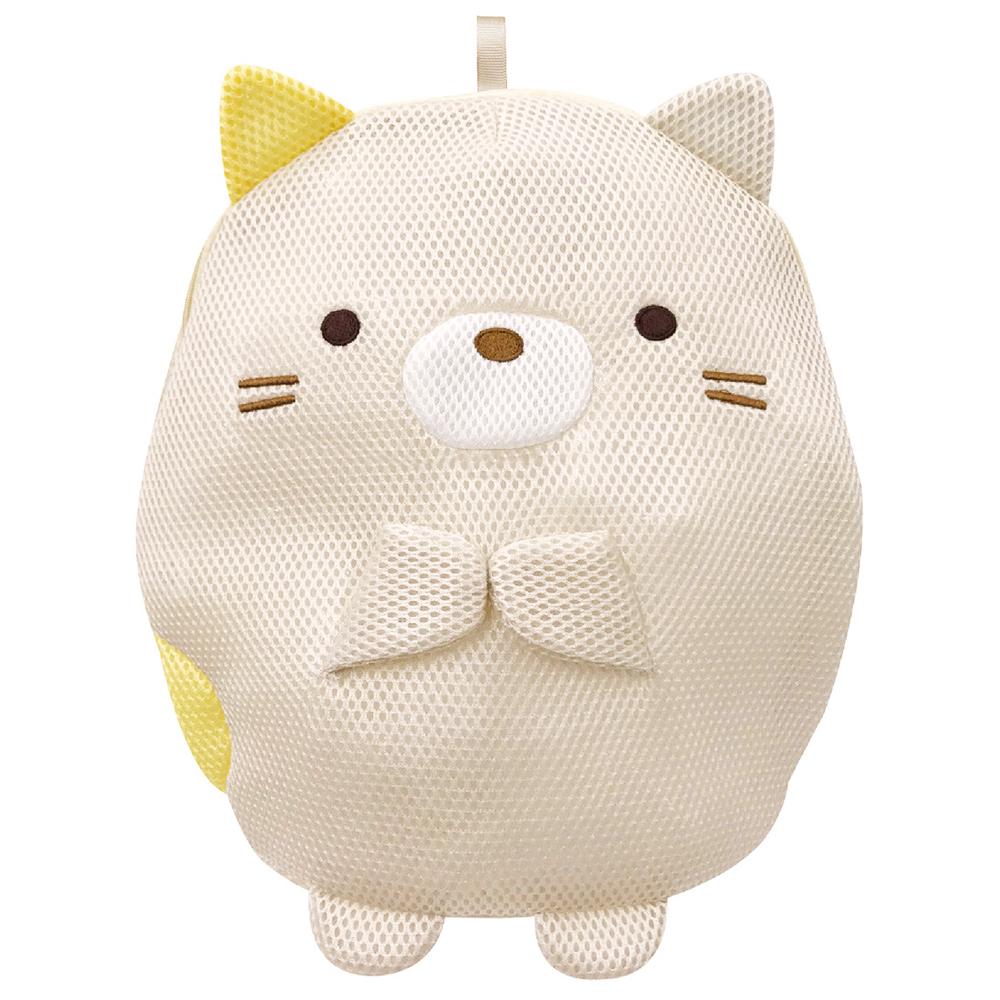 猫ランドリーポーチ(すみっコぐらしMねこ)