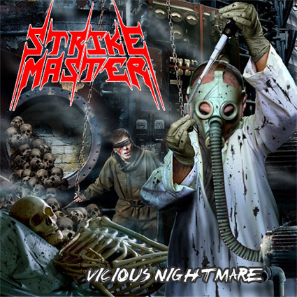 "STRIKE MASTER ""Vicious Nightmare"" (輸入盤)"
