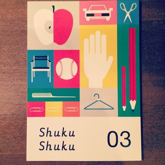 リトルプレス「Shuku Shuku 03」 - 画像1