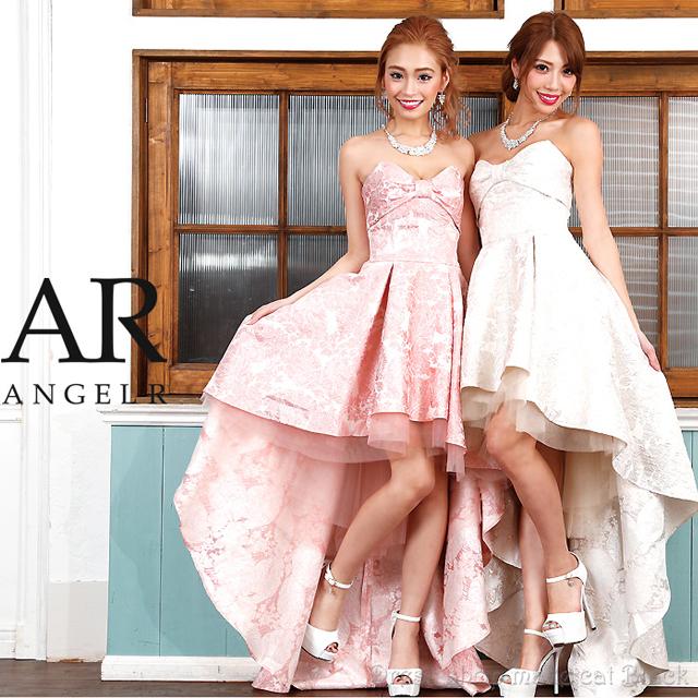 (Sサイズ) 2色展開 ロングドレス ¥32.184- (税込) キャバドレス パーティー ドレス AngelR エンジェルアール AR8204