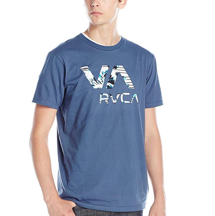 ルーカ RVCA サウスイースタンVa Tシャツ ダークデニム