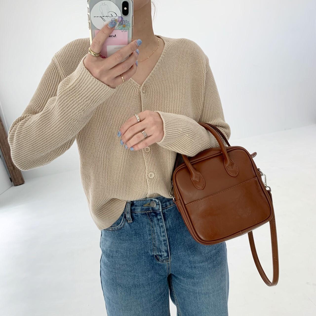 【asyu】square bag