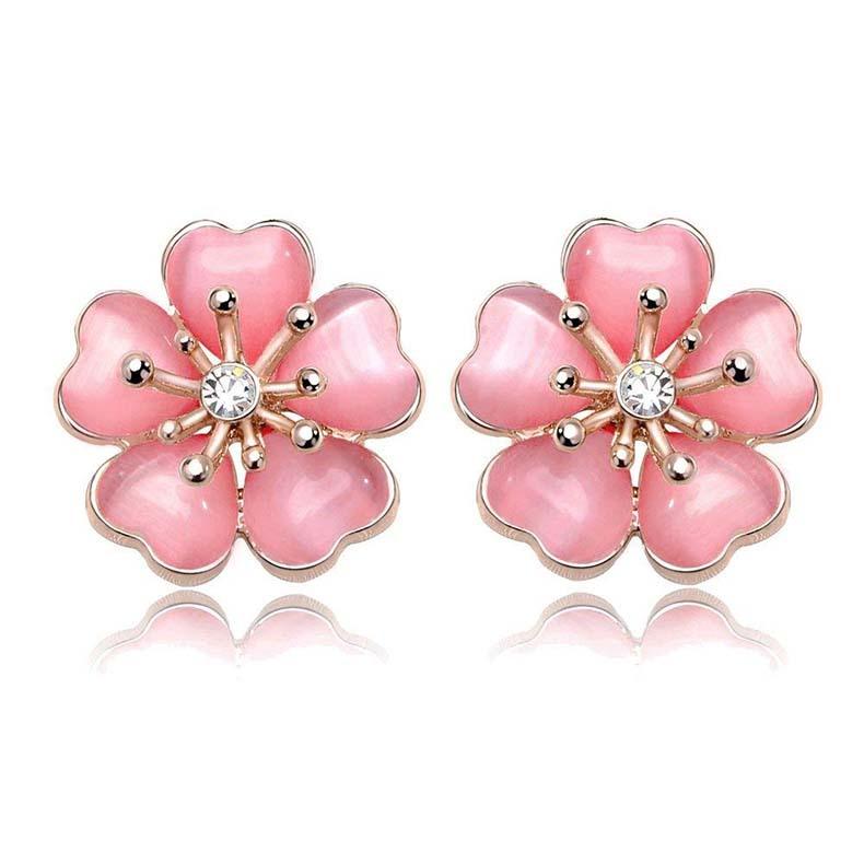 IUHA 【季節の花】桜ピアス さくら 櫻 ミニサイズ   251iuhav