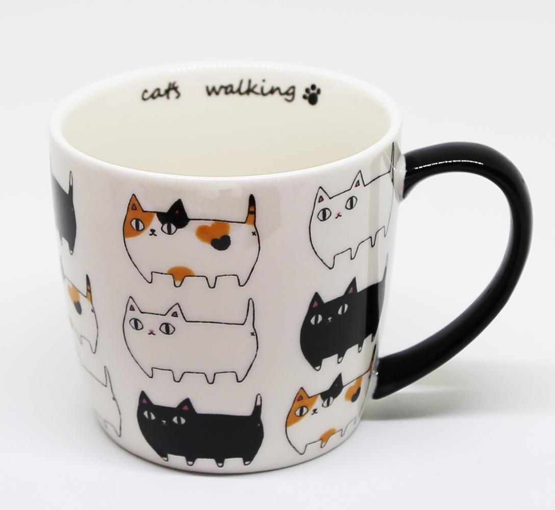 猫マグカップ(ねこ3兄弟マグ)