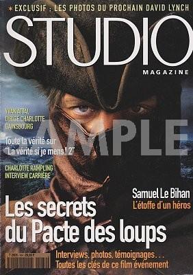6006 STUDIO(フランス版)164・2001年2月・雑誌
