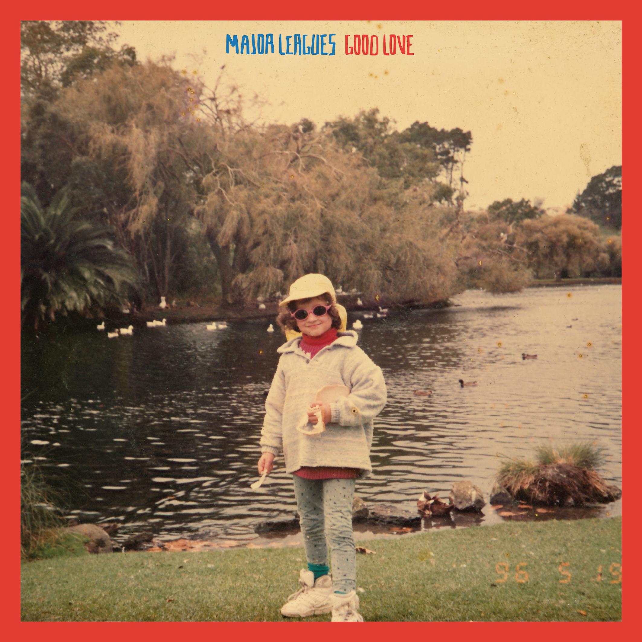Major Leagues /  Good Love (300 Ltd LP)