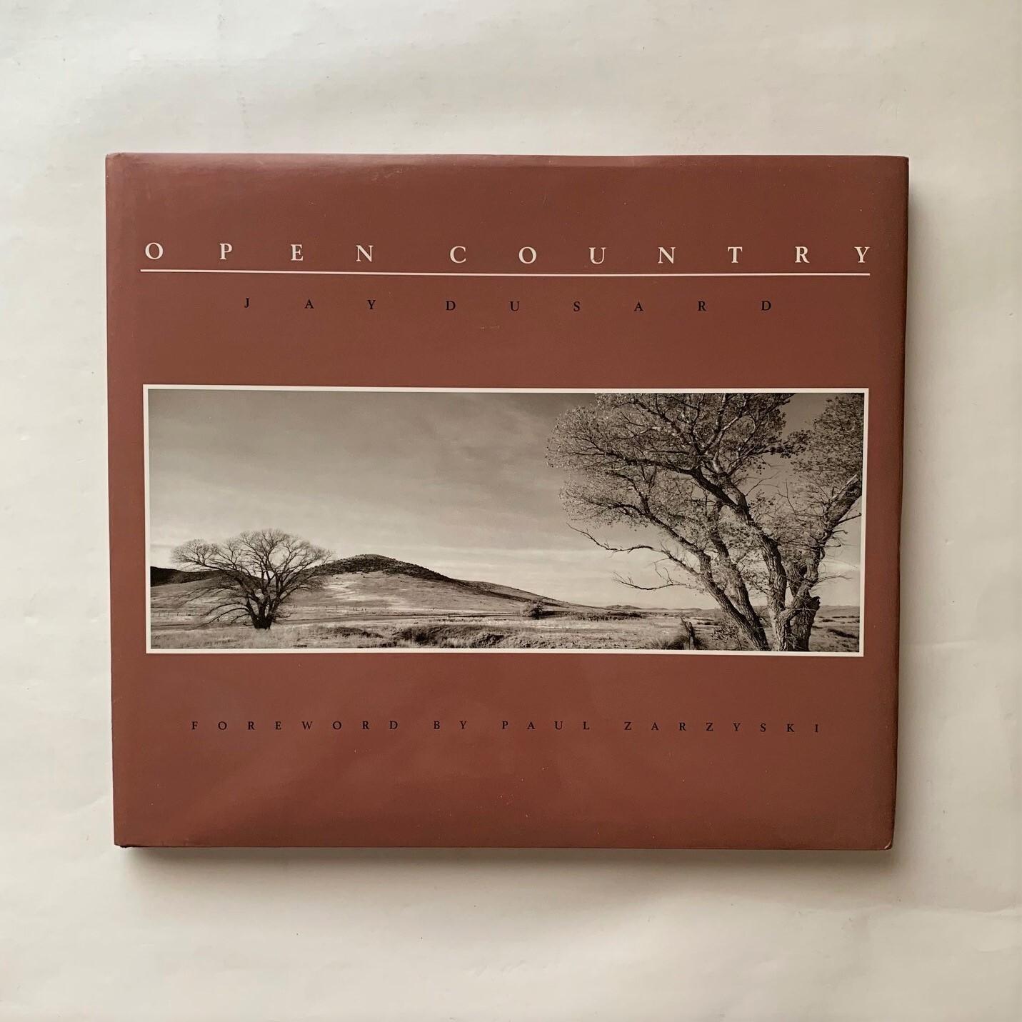 Open Country  /  Jay Dusard  /  Gibbs Smith