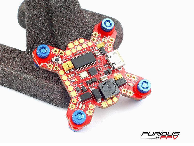 FORTINI F4 OSD 32Khz Flight Controller