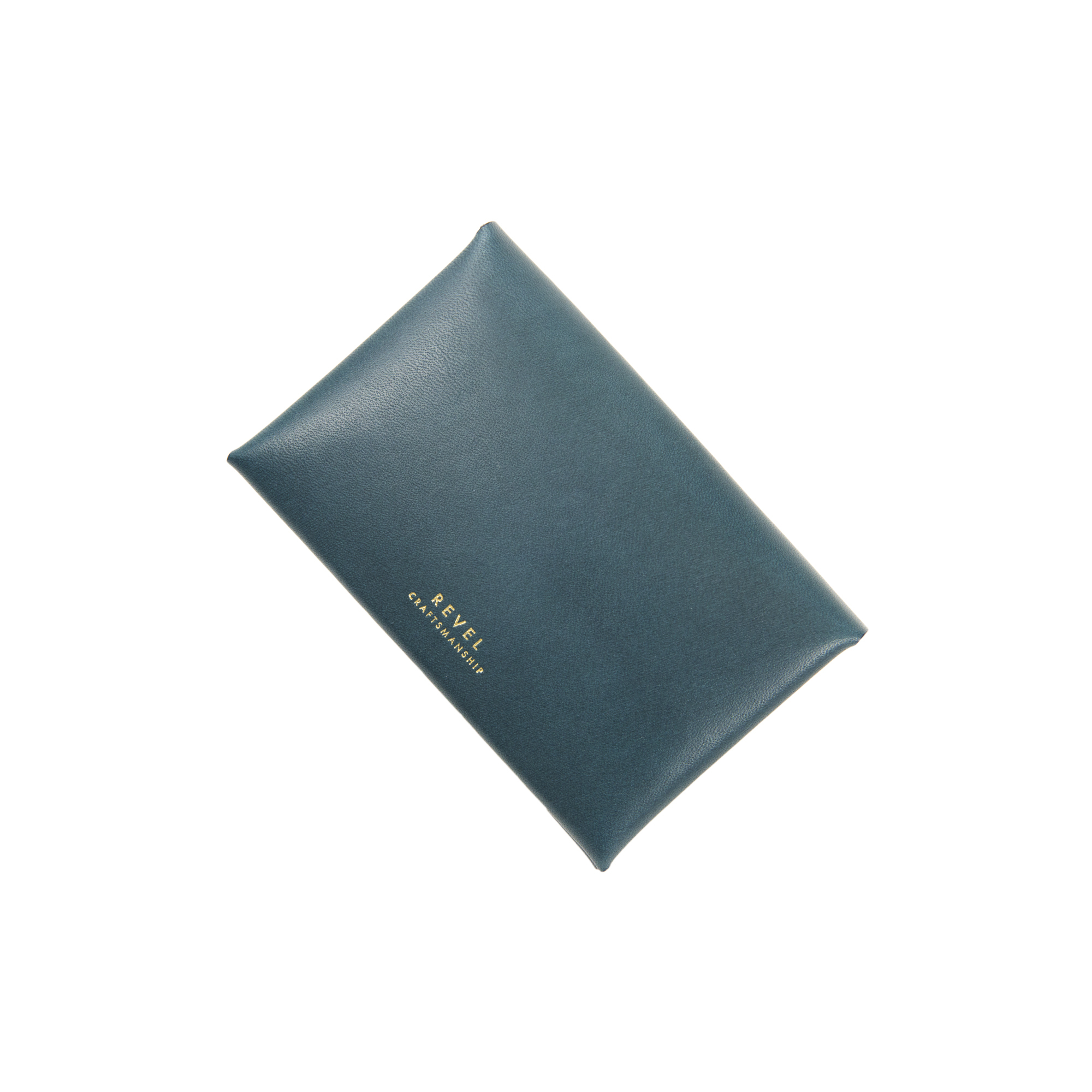 SLIM CARD CASE BLUE