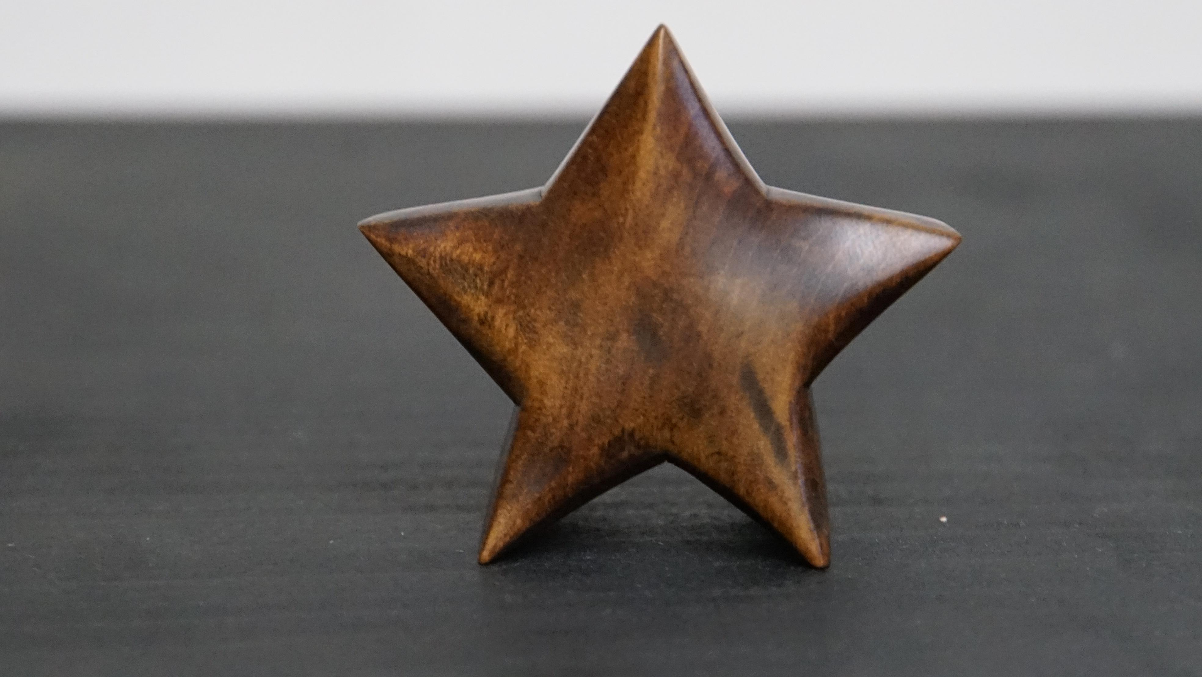 ミニ位牌(いはい) 星