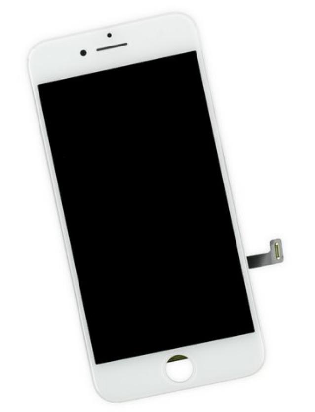 【iPhone8P】フロントパネル(防水パッキンシール1枚付)