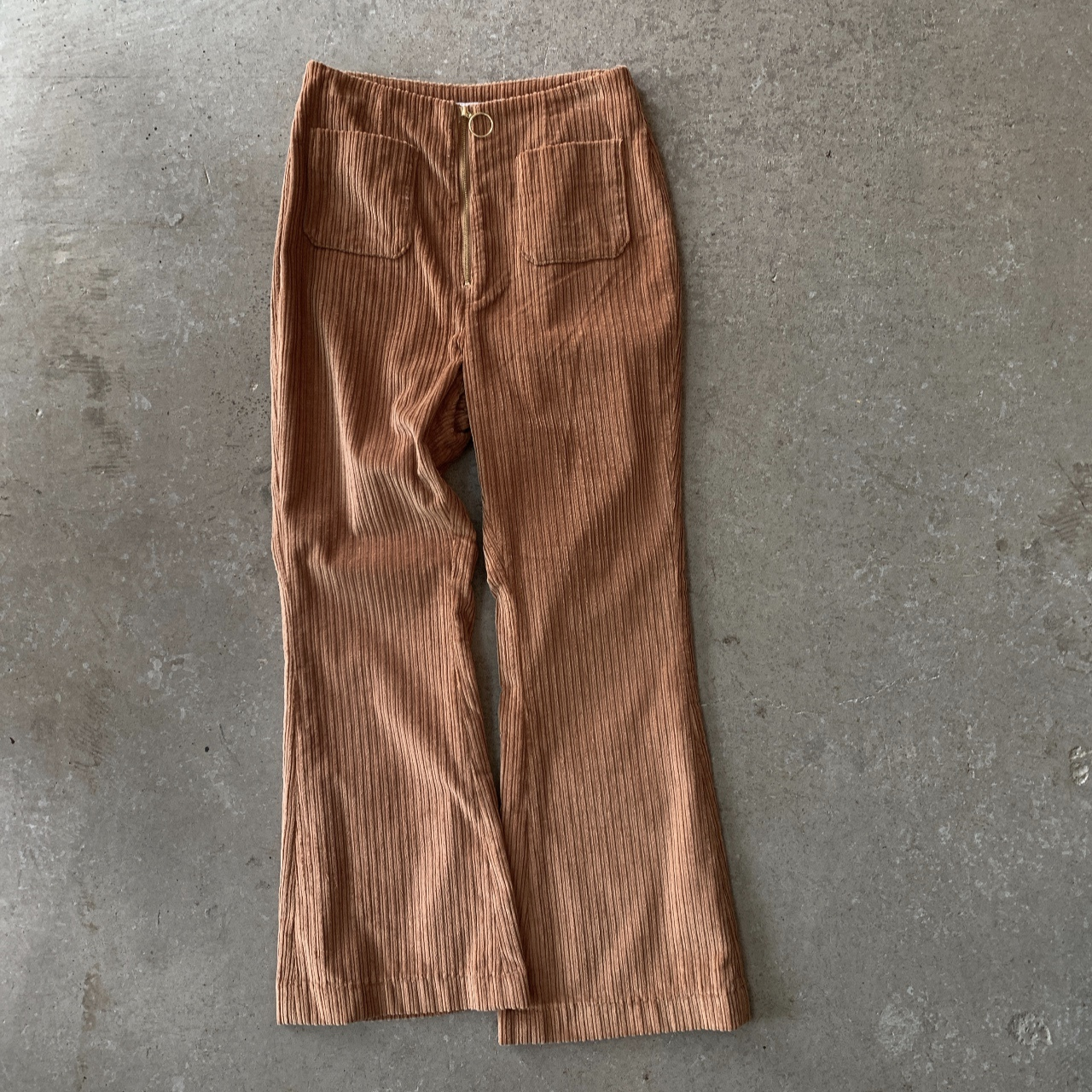 PHEENY - Corduroy flared pants