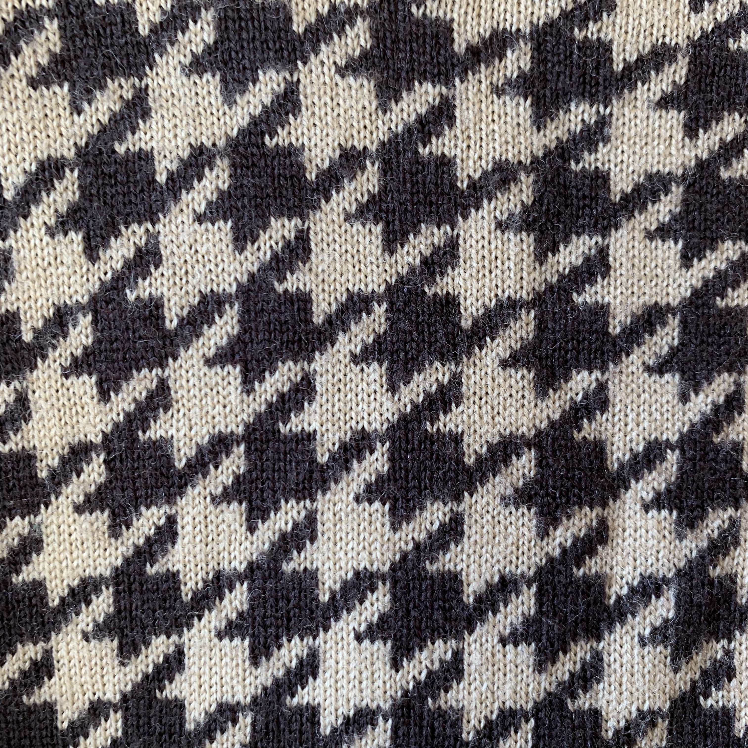 vintage Burberry knit sweater