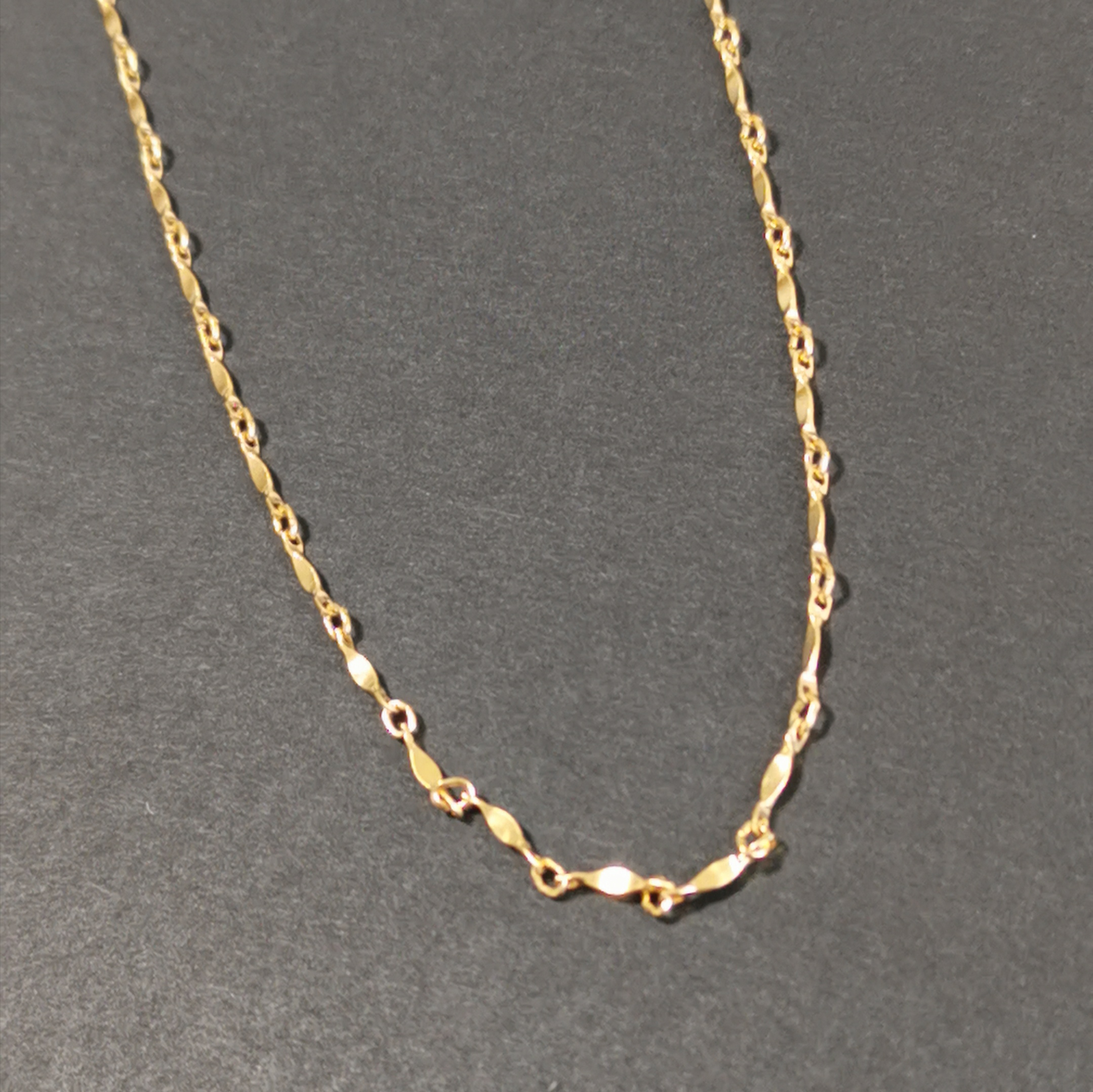 Chain 14kgf necklace