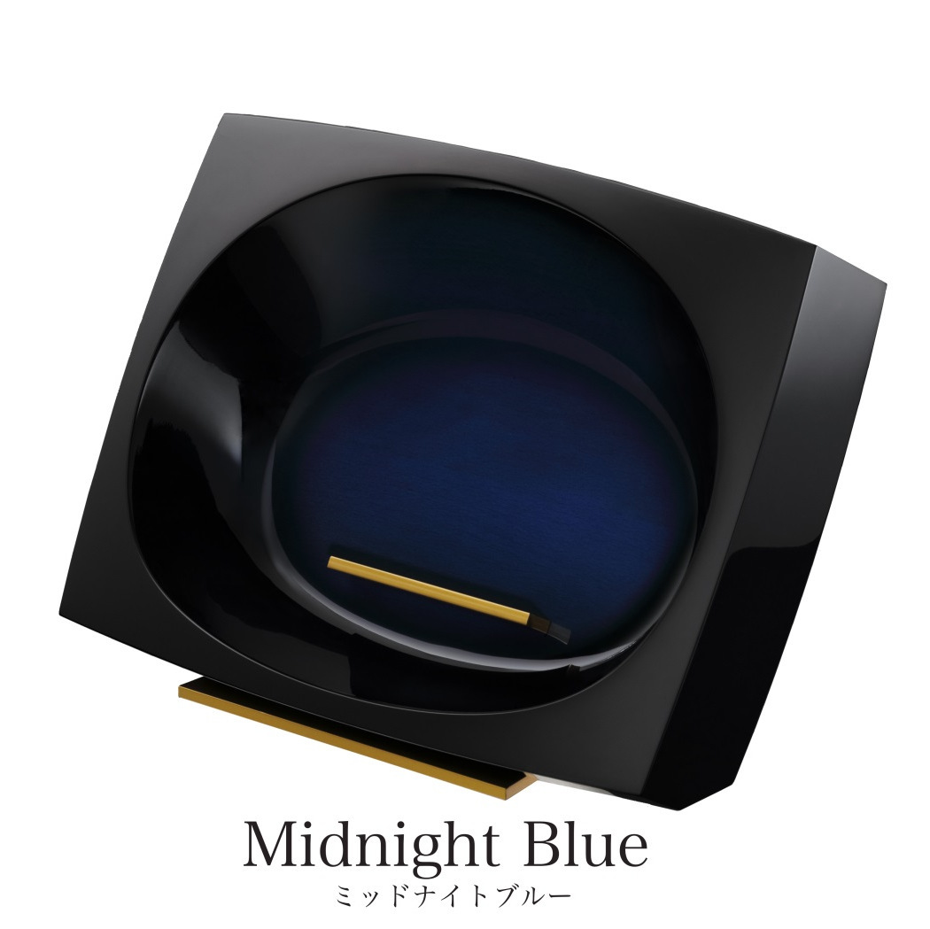 [受注生産]「COAT&ECHO」Midnight Blue