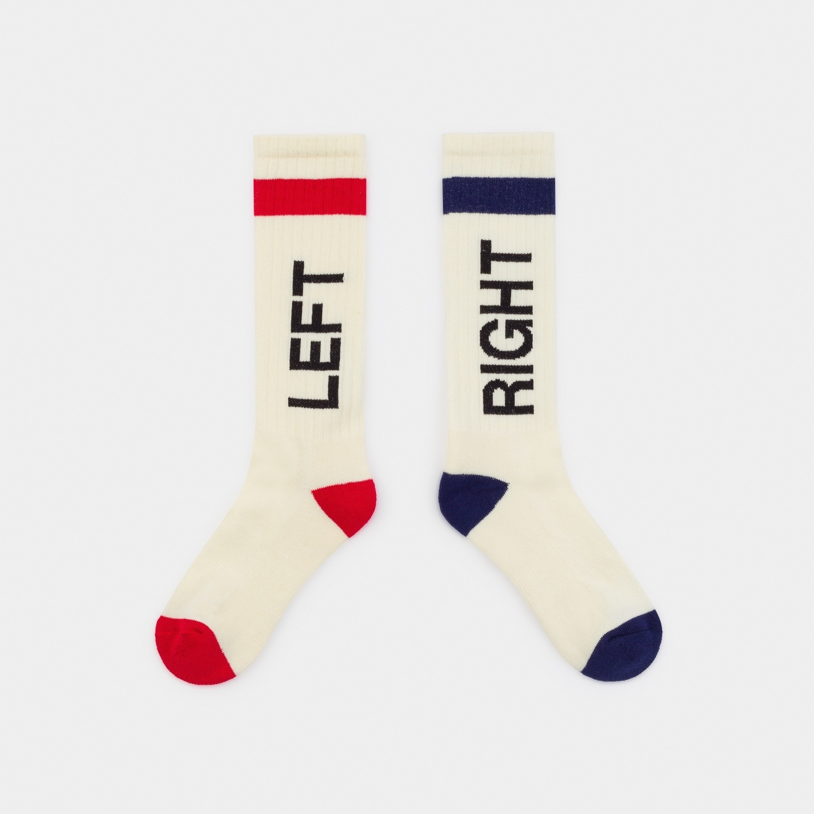 《BOBO CHOSES 2020SS》Left Right Long Socks