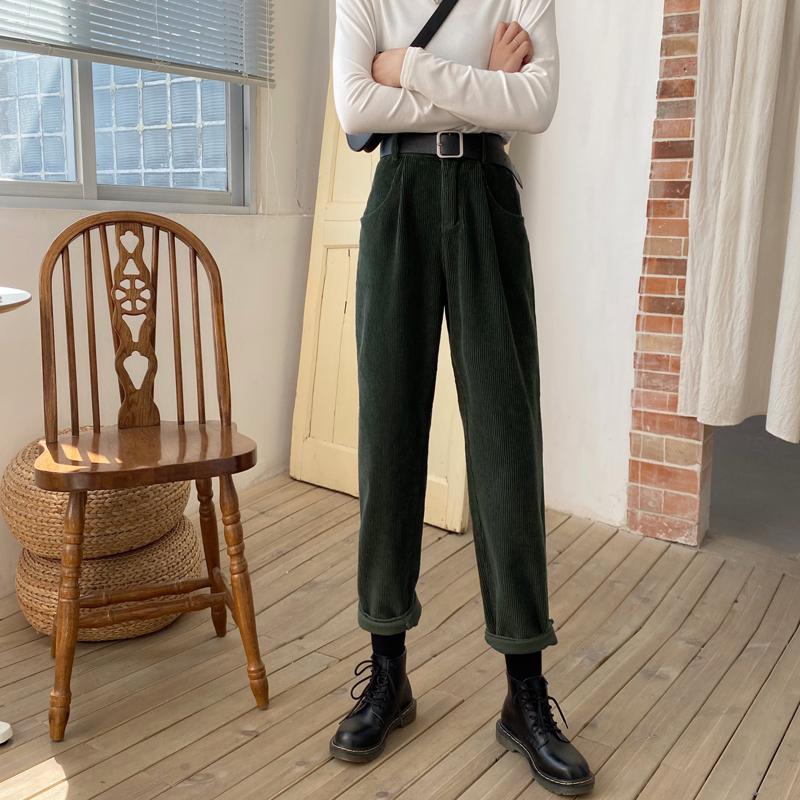 コーデュロイハンサムパンツ 【corduroy handsome pants】