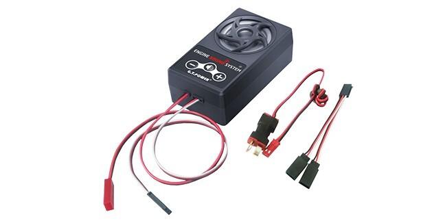G.T.Power カー エンジンサウンド シミュレート システム 日本語取説付