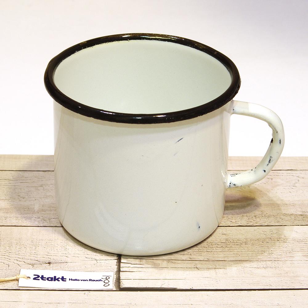 【Vintage品】ソビエト製デッドストック ホーローマグカップ/0061