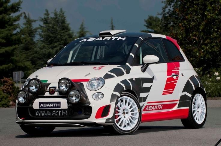 ABARTH500 Rally R3T専用ホイール(4本セット)