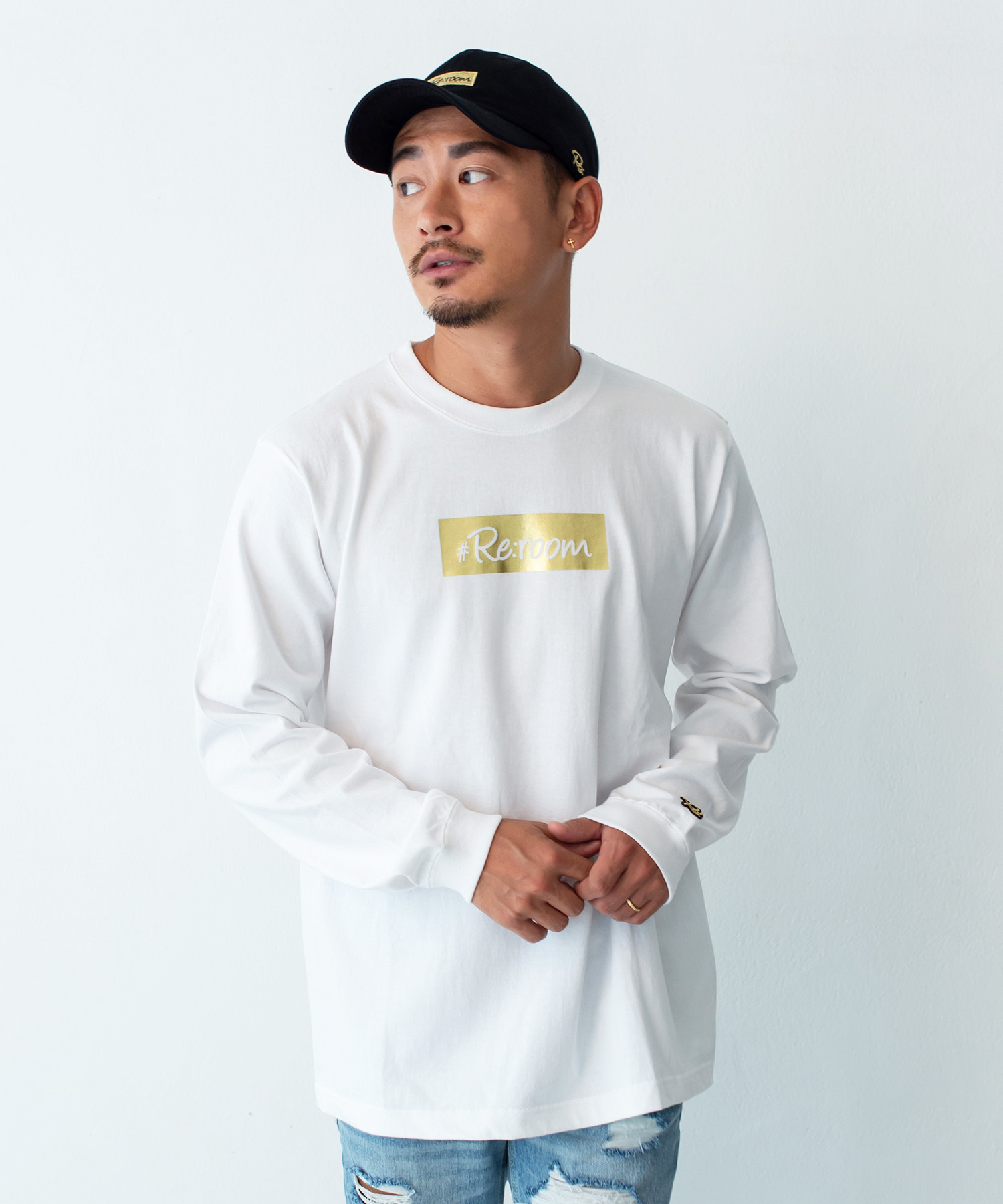 3rd ANNIVERSARY LIMITED LOGO LONG SLEEVE[REC233]