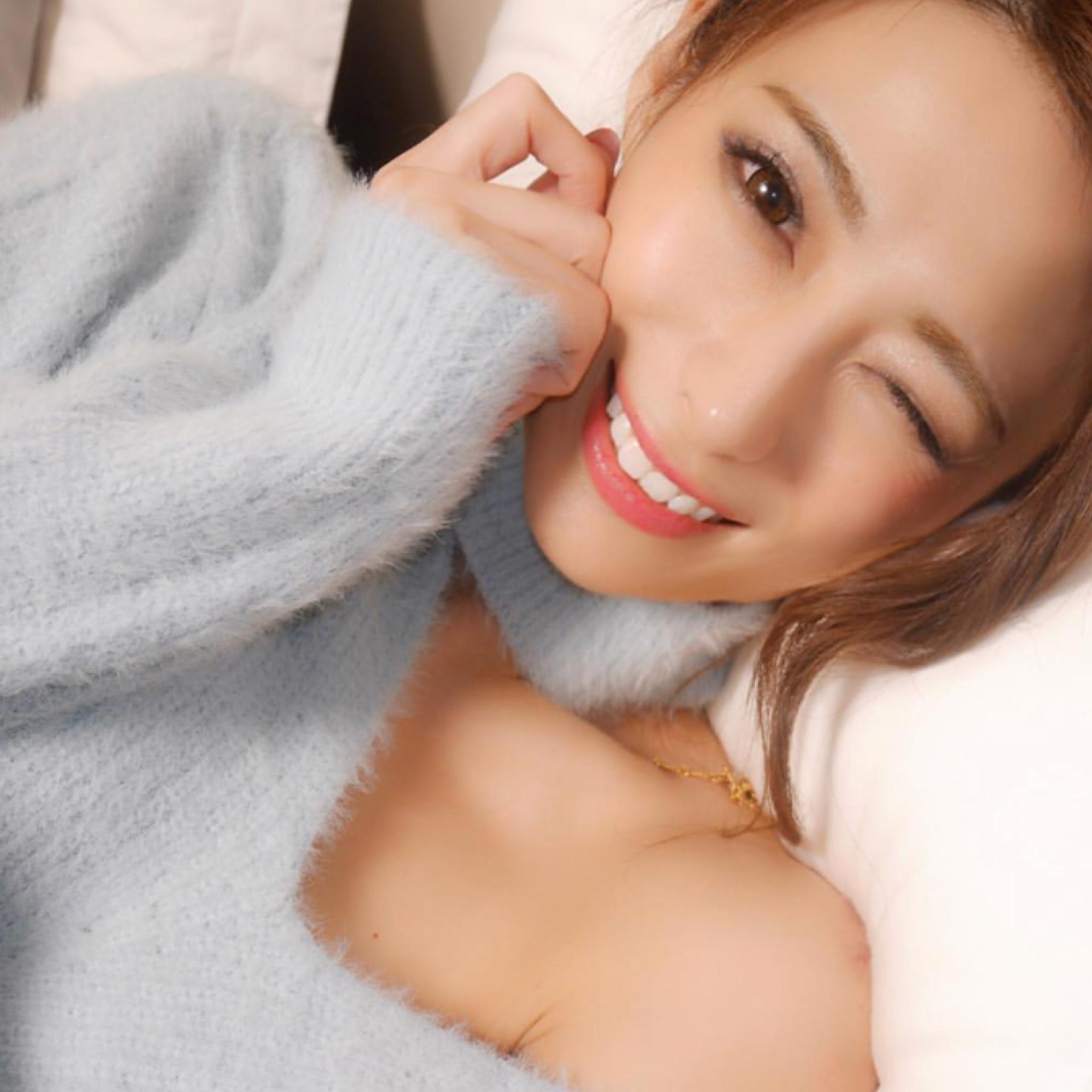 【即納】ワンショルチョーカーモヘアニット/2色展開/onesize/winter