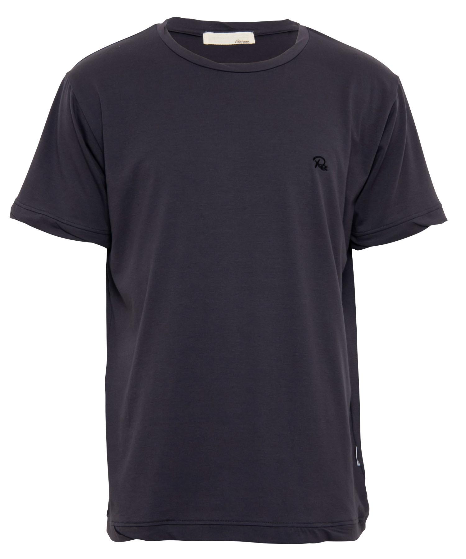 TWIST RIB Re: ONE POINT T-shirt[REC401]